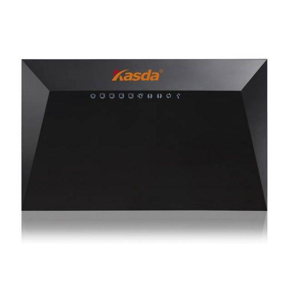 Kasda KA1200 AC 1200 Wireless Dual Band Gigabit Router w/ 4x Internal 3dBi Antennas