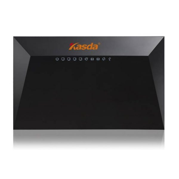 Kasda KA1750 AC 1750 Wireless Dual Band Gigabit Router w/ 6x Internal 3dBi Antennas