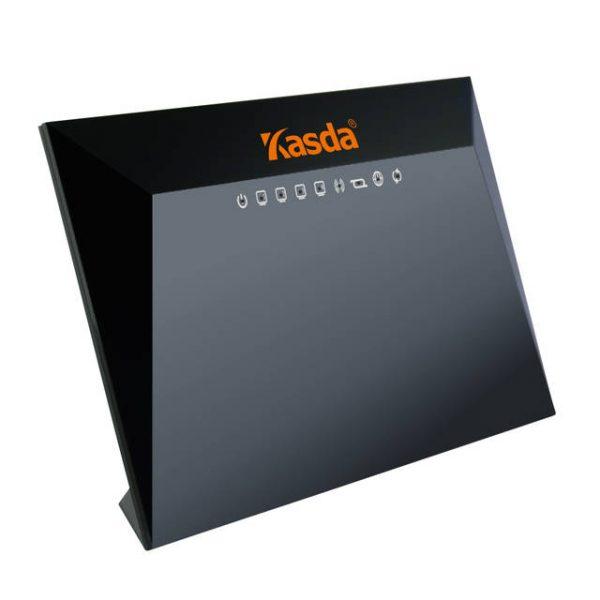 Kasda KW52283 VDSL2 Wireless Modem Router w/ 2x Internal 3dBi Antennas