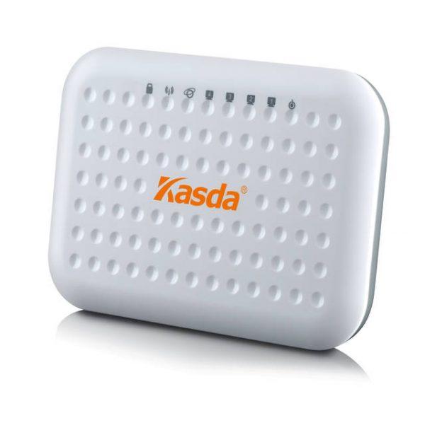 Kasda KW55293 N 300Mbps Wireless Router w/ 2x Internal 3dBi Antennas
