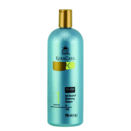 Keracare Anti Dandruff Shampoo 32 Oz