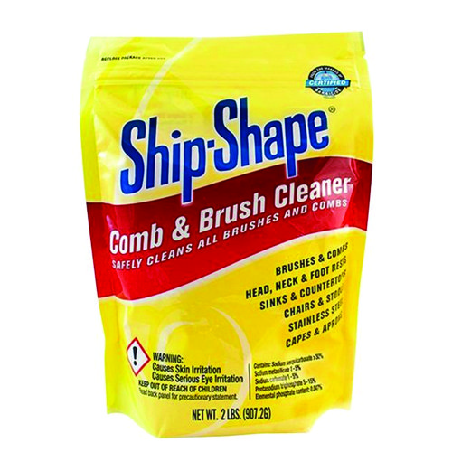 King Ship Shape Comb Cleaner 2 Lbs