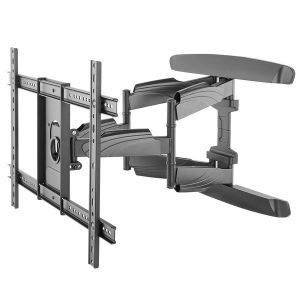 MONSTER MOUNTS(R) MA641 MA641 Premium 42-Inch to 75-Inch Large Full-Motion TV Wall Mount