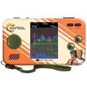 MY ARCADE(R) DGUNL-3281 Contra Pocket Player