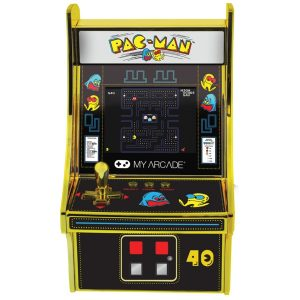 MY ARCADE(R) DGUNL-3290 Pac-Man 40th Anniversary Micro Player