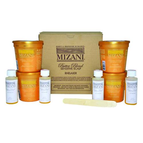 Mizani Butter Blend Sensitive Scalp Care Relaxer Kit
