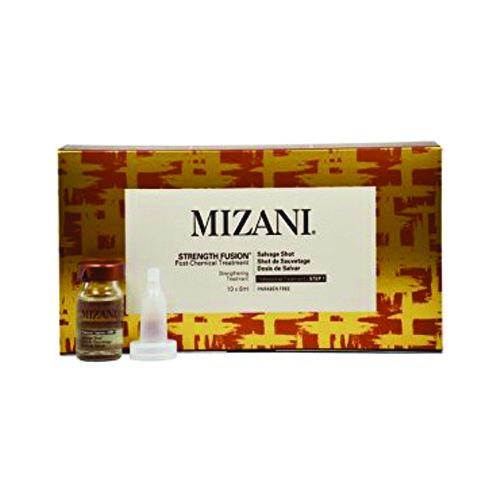 Mizani Strength Fusion Salvage Shot 6Ml X 10 Vials Box