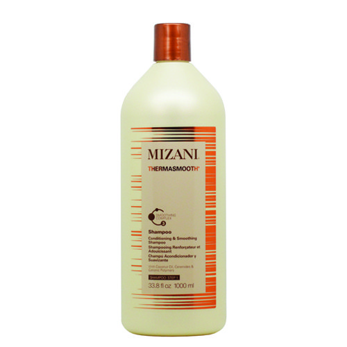 Mizani Therma Smooth Shamp 33.8 Oz