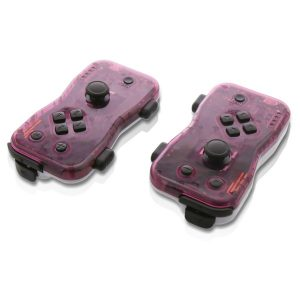 NYKO(R) 87269 Dualies Motion Controller Set for Nintendo Switch (Purple)