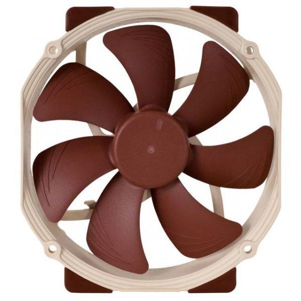 Noctua NF-A15 PWM 140mm 4-pin 1200/900/300RPM SSO2-Bearing Case Fan