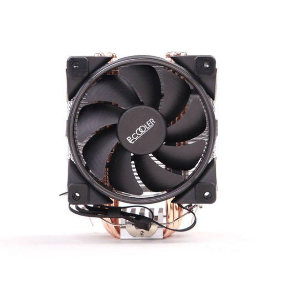 PCCOOLER GIX4 Blue 120mm PWM Silentpro CPU Cooler for Intel LGA 1151/1150/1155/1156/775 & AMD MA4/FM3+/FM2/FM1/AM3+AM2+/AM2