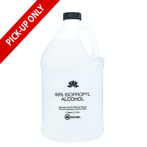 *Pick-Up Only  Marianna 99% Alcohol 1 Gal