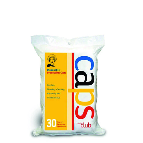 Product Club Plastic Process Cap 30Ct
