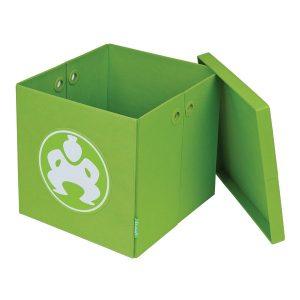 SUMO(R) ME-SUMO11149 14-Inch Folding Furniture Cube (Green)