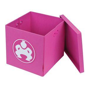 SUMO(R) ME-SUMO1114X 14-Inch Folding Furniture Cube (Pink)