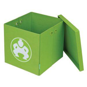 SUMO(R) ME-SUMO11189 18-Inch Folding Furniture Cube (Green)