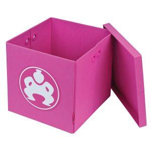SUMO(R) ME-SUMO1118X 18-Inch Folding Furniture Cube (Pink)