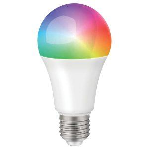 SUPERSONIC(R) SC-846SB 820-Lumen RGB Smart Bulb