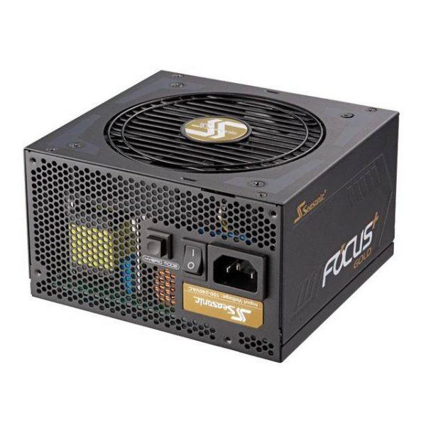 Seasonic SSR-550FX FOCUS 550W 80 Plus Gold ATX12V Power Supply w/ Fully Modular