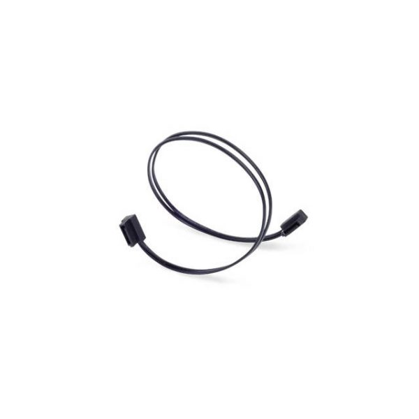 Silverstone CP11B-300 300mm SATA to SATA Cable (Black)
