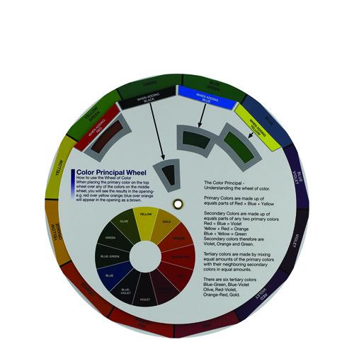 Sns Color Wheel Sns-Cwhl