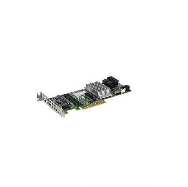Supermicro AOC-S3108L-H8IR 12Gb/s Eight-Port SAS Internal RAID Adapter