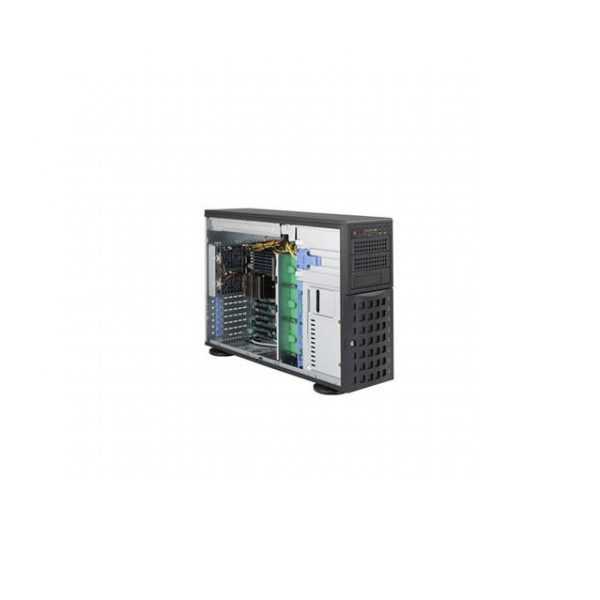 Supermicro CSE-745TQ-R920B 920W 4U Rackmount/Tower Server Chassis (Black)