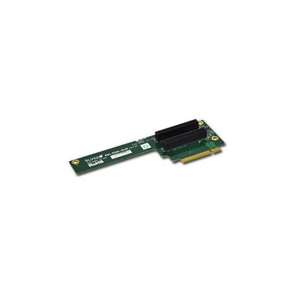 Supermicro RSC-R2UU-2E4R 2U Right Slot 2x PCI-Express x4 + UIO Riser Card