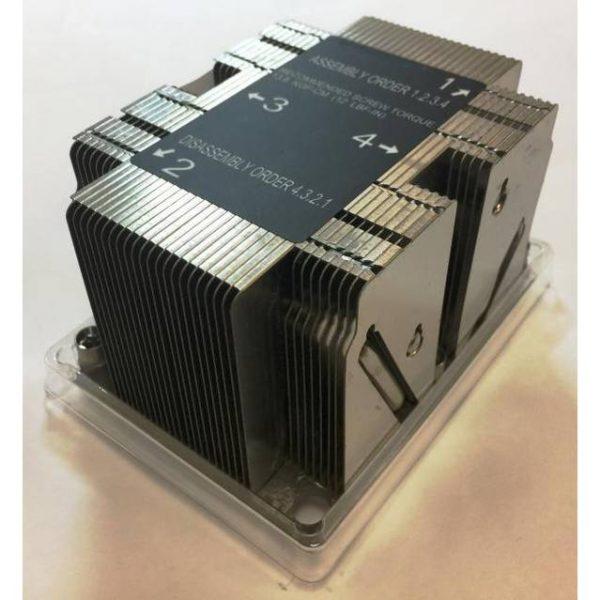 Supermicro SNK-P0068PS 2U Passive CPU Heatsink for X11 Purley Platform