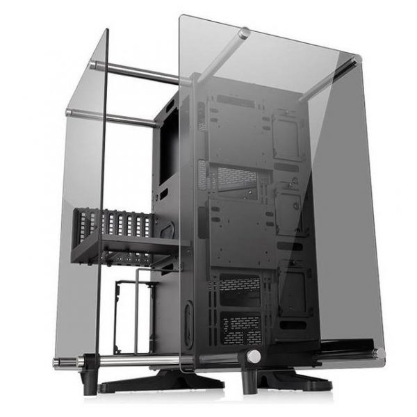 Thermaltake Core P90 Tempered Glass Edition CA-1J8-00M1WN-00 No Power Supply ATX Mid Tower (Black)