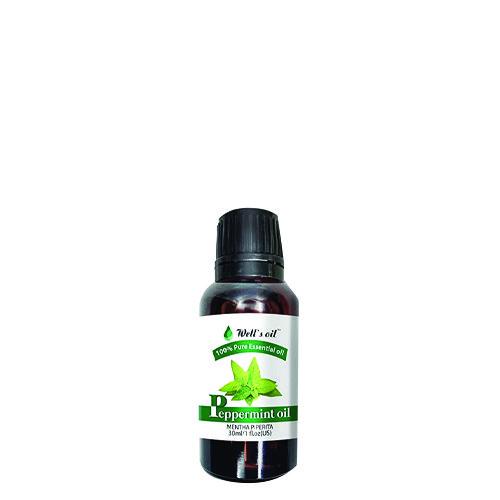 Well 101 Peppermint Oil 1Oz