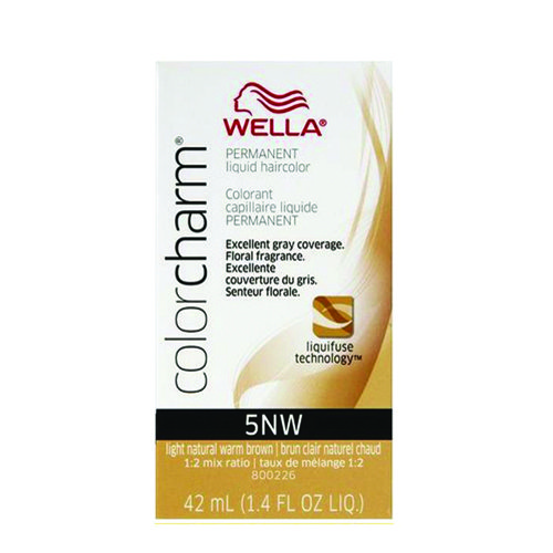 Wella Color Charm Liquid Color 5Nw