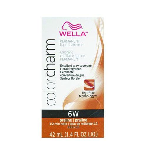 Wella Color Charm Liquid Color 6W